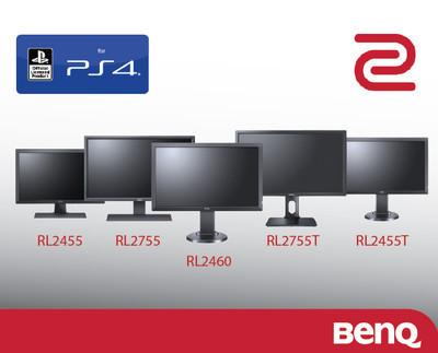 Professional gaming monitors BenQ RL ZOWIE