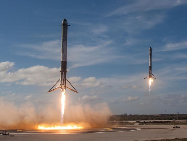 Spacex has again postponed the launch of a new batch of satellites for global Internet